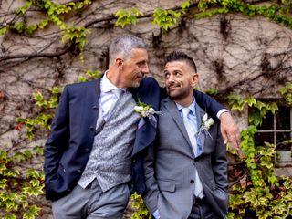 Le nozze di Frank e Giovanni