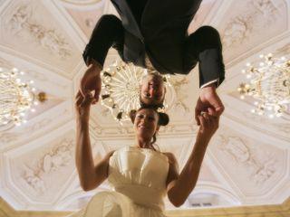 Le nozze di Francesco e Marzia