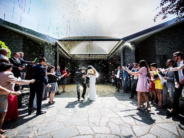 Il matrimonio di Andrea e Serena a Bagnolo Piemonte, Cuneo 1