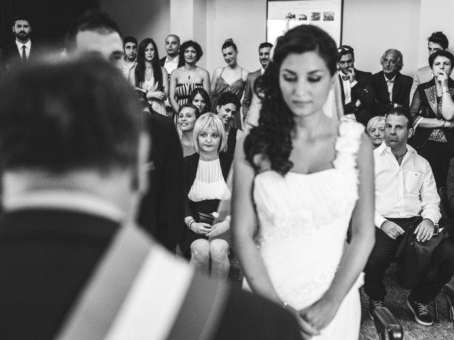 Il matrimonio di Andrea e Serena a Bagnolo Piemonte, Cuneo 11