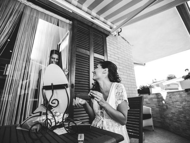 Il matrimonio di Andrea e Serena a Bagnolo Piemonte, Cuneo 30