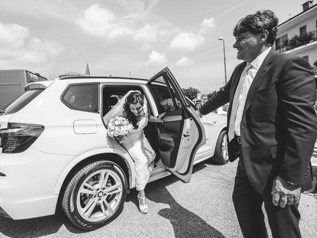 Il matrimonio di Andrea e Serena a Bagnolo Piemonte, Cuneo 34