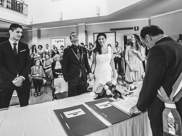 Il matrimonio di Andrea e Serena a Bagnolo Piemonte, Cuneo 35