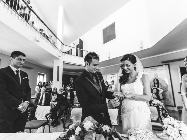 Il matrimonio di Andrea e Serena a Bagnolo Piemonte, Cuneo 36