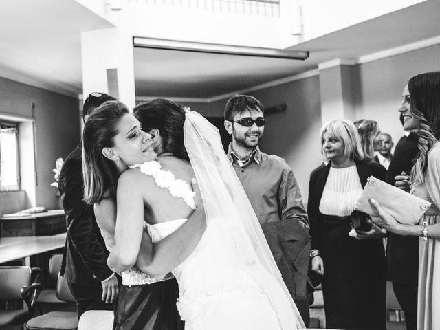 Il matrimonio di Andrea e Serena a Bagnolo Piemonte, Cuneo 37
