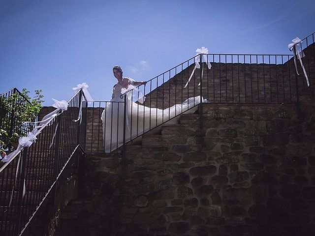Il matrimonio di Damiano e Debora a Torgiano, Perugia 10