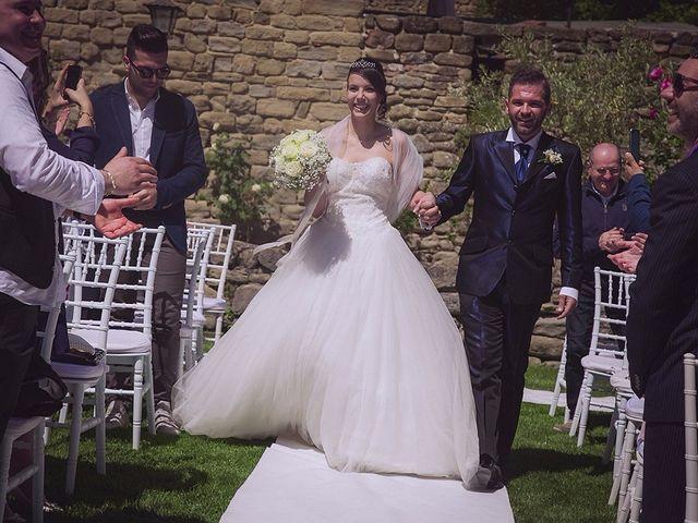 Il matrimonio di Damiano e Debora a Torgiano, Perugia 12