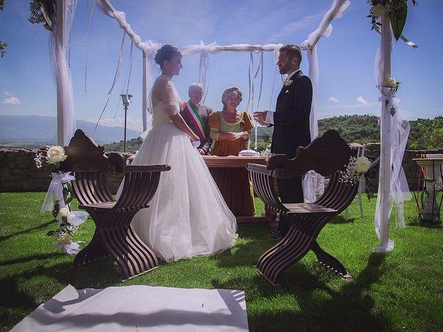 Il matrimonio di Damiano e Debora a Torgiano, Perugia 13