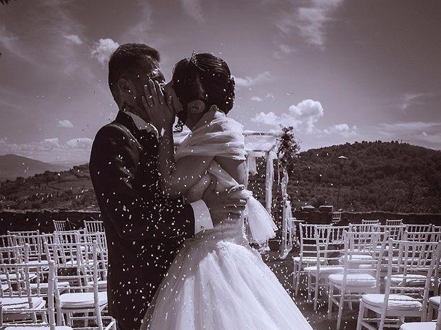 Il matrimonio di Damiano e Debora a Torgiano, Perugia 17
