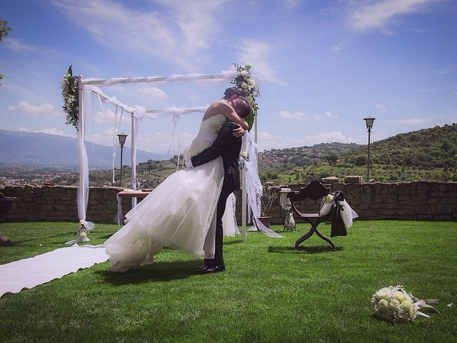 Il matrimonio di Damiano e Debora a Torgiano, Perugia 19