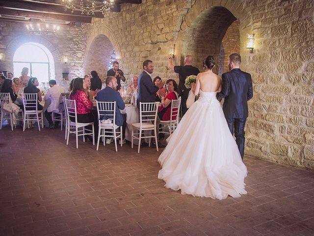 Il matrimonio di Damiano e Debora a Torgiano, Perugia 23