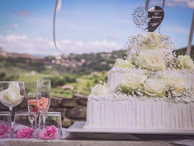 Il matrimonio di Damiano e Debora a Torgiano, Perugia 25