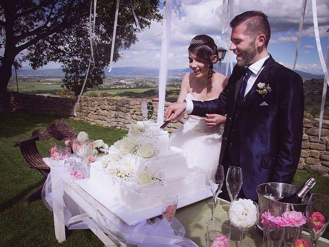 Il matrimonio di Damiano e Debora a Torgiano, Perugia 26