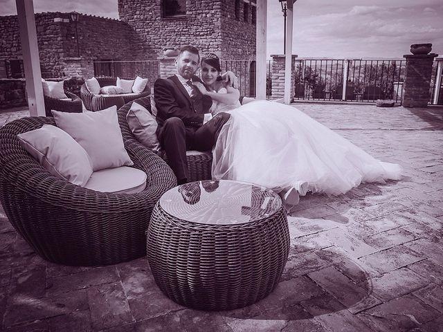 Il matrimonio di Damiano e Debora a Torgiano, Perugia 29