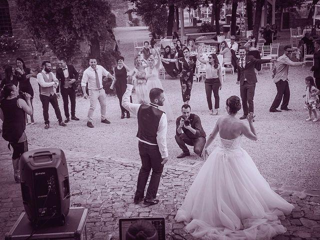 Il matrimonio di Damiano e Debora a Torgiano, Perugia 35