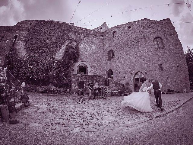 Il matrimonio di Damiano e Debora a Torgiano, Perugia 36