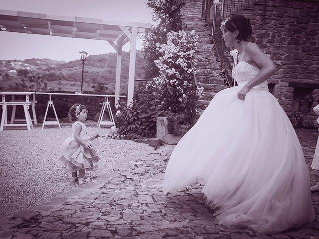 Il matrimonio di Damiano e Debora a Torgiano, Perugia 37