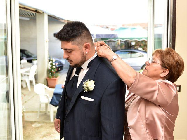 Il matrimonio di Marco e Roberta a Maracalagonis, Cagliari 4