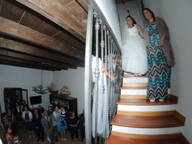 Il matrimonio di Marco e Roberta a Maracalagonis, Cagliari 8