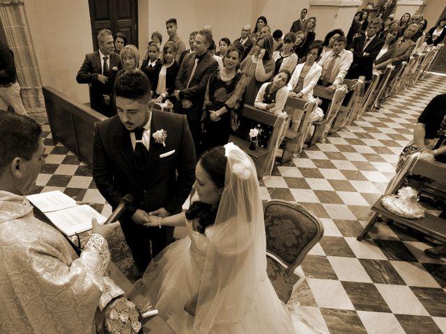 Il matrimonio di Marco e Roberta a Maracalagonis, Cagliari 12