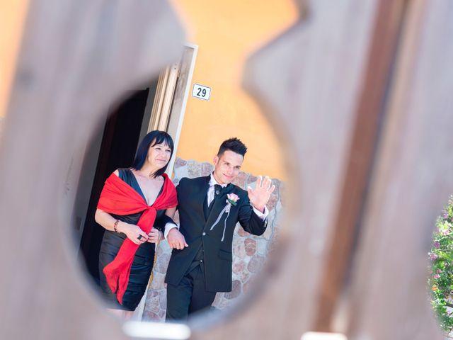 Il matrimonio di Alessio e Federica a San Gavino Monreale, Cagliari 7