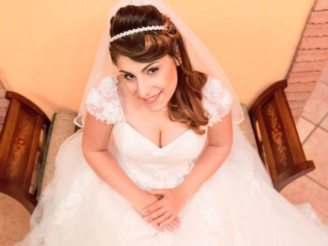 Il matrimonio di Alessio e Federica a San Gavino Monreale, Cagliari 20