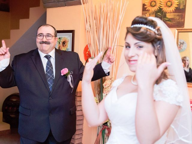 Il matrimonio di Alessio e Federica a San Gavino Monreale, Cagliari 23