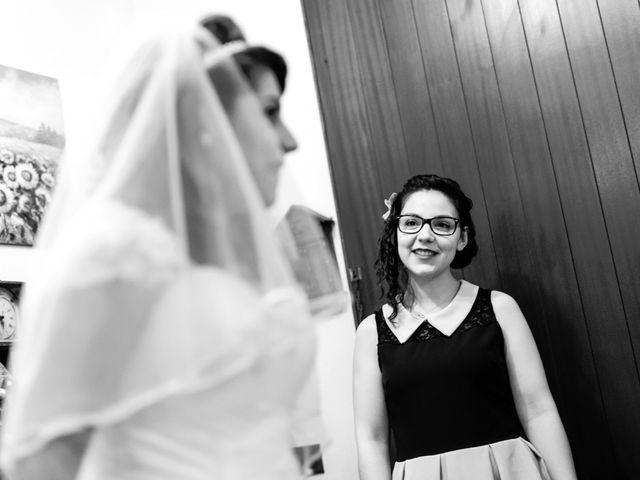 Il matrimonio di Alessio e Federica a San Gavino Monreale, Cagliari 24