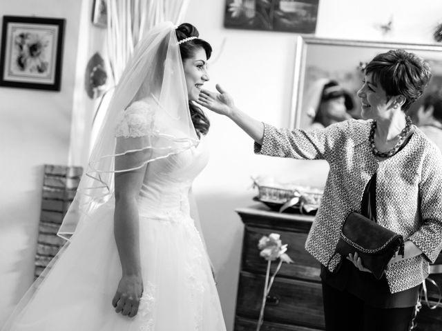 Il matrimonio di Alessio e Federica a San Gavino Monreale, Cagliari 25
