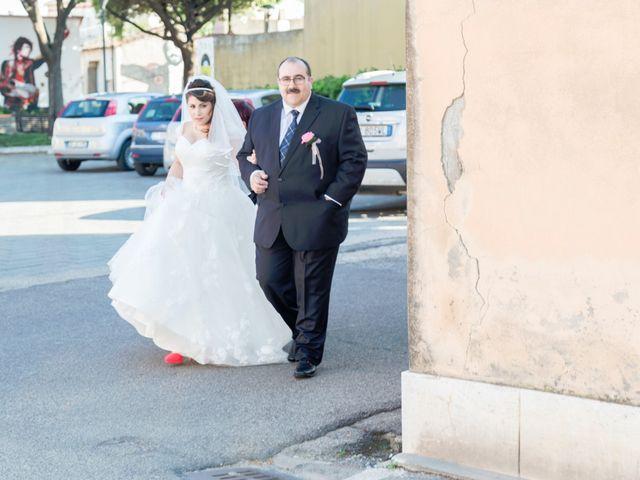 Il matrimonio di Alessio e Federica a San Gavino Monreale, Cagliari 27