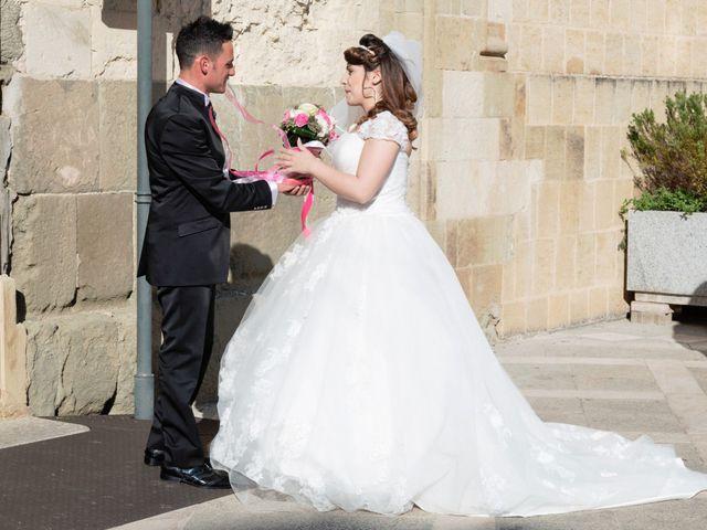 Il matrimonio di Alessio e Federica a San Gavino Monreale, Cagliari 28