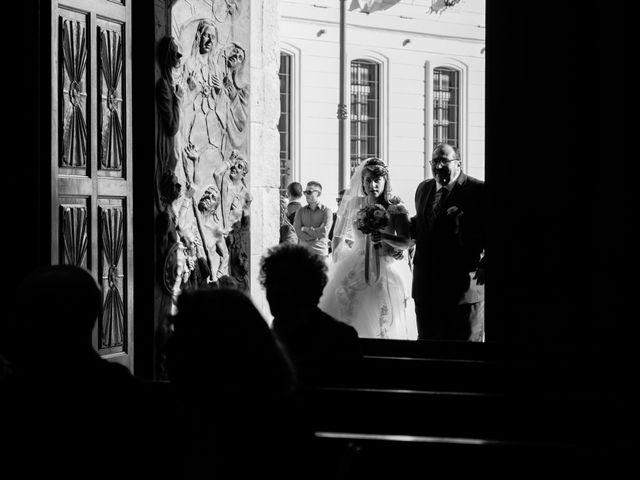 Il matrimonio di Alessio e Federica a San Gavino Monreale, Cagliari 30