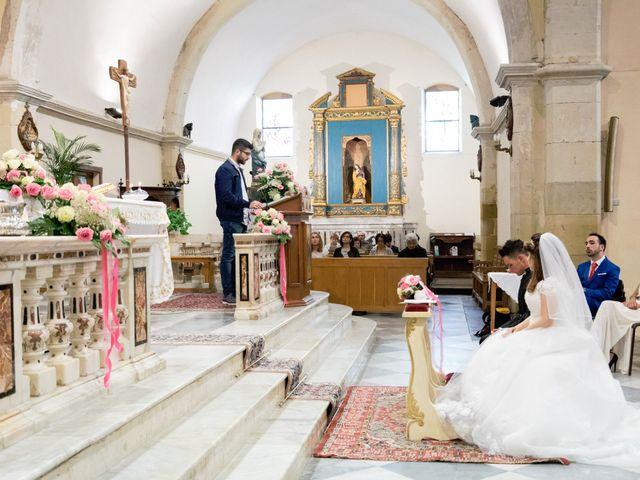 Il matrimonio di Alessio e Federica a San Gavino Monreale, Cagliari 32