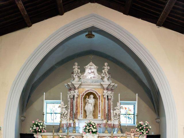 Il matrimonio di Alessio e Federica a San Gavino Monreale, Cagliari 34