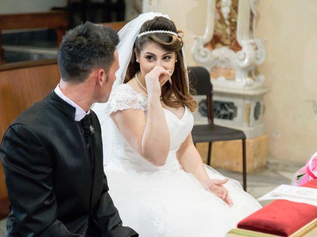 Il matrimonio di Alessio e Federica a San Gavino Monreale, Cagliari 35
