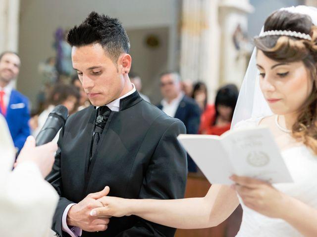 Il matrimonio di Alessio e Federica a San Gavino Monreale, Cagliari 37
