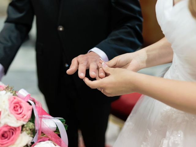Il matrimonio di Alessio e Federica a San Gavino Monreale, Cagliari 39