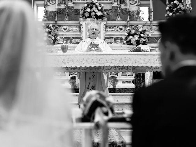 Il matrimonio di Alessio e Federica a San Gavino Monreale, Cagliari 41