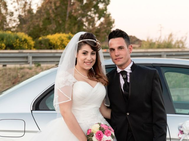 Il matrimonio di Alessio e Federica a San Gavino Monreale, Cagliari 46