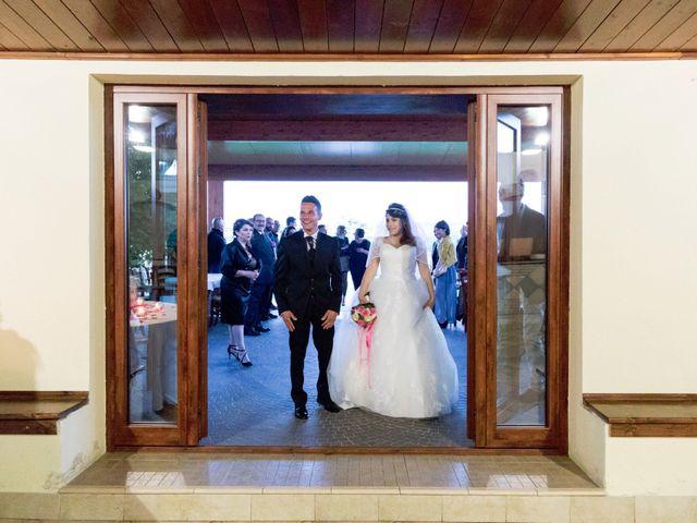 Il matrimonio di Alessio e Federica a San Gavino Monreale, Cagliari 48