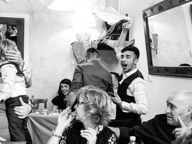 Il matrimonio di Alessio e Federica a San Gavino Monreale, Cagliari 57