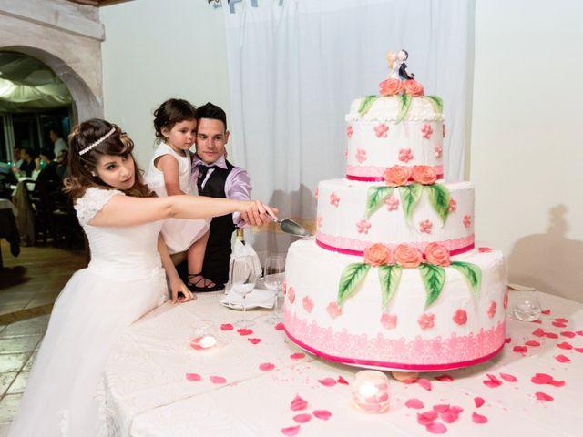 Il matrimonio di Alessio e Federica a San Gavino Monreale, Cagliari 61