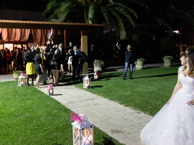Il matrimonio di Alessio e Federica a San Gavino Monreale, Cagliari 63