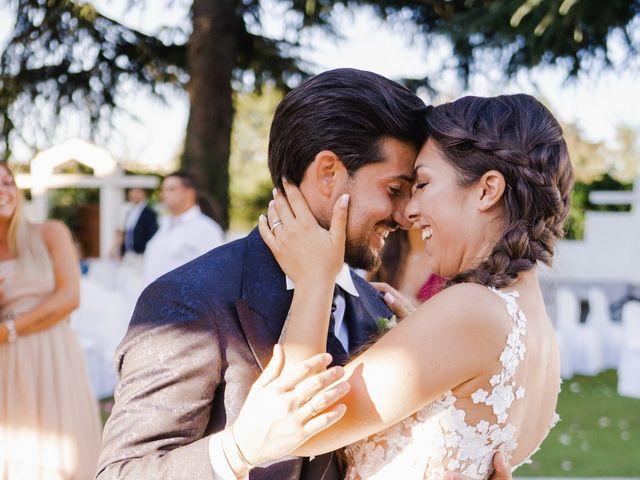 Il matrimonio di Stefano e Francesca a Legnano, Milano 28