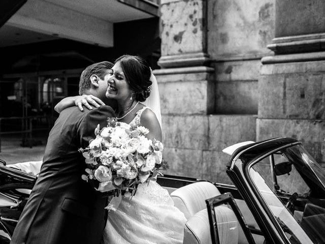 Le nozze di Cristina e Vito