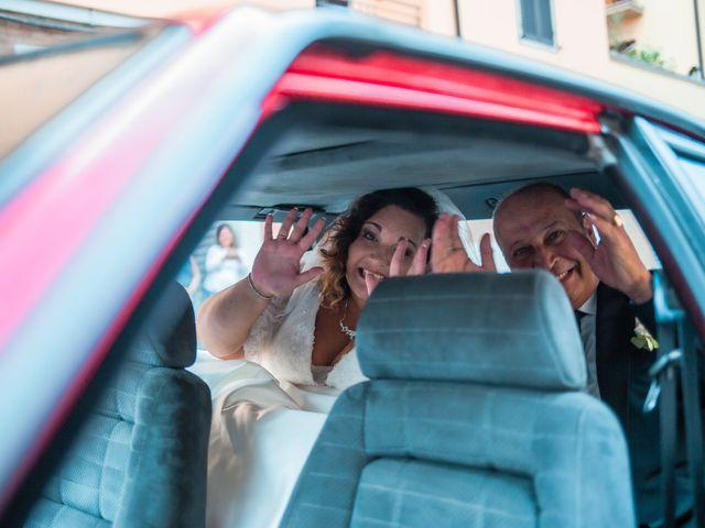 Il matrimonio di Gabriele e Irene a Poggibonsi, Siena 16