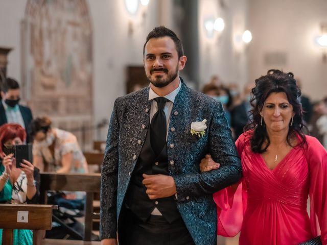 Il matrimonio di Gabriele e Irene a Poggibonsi, Siena 17