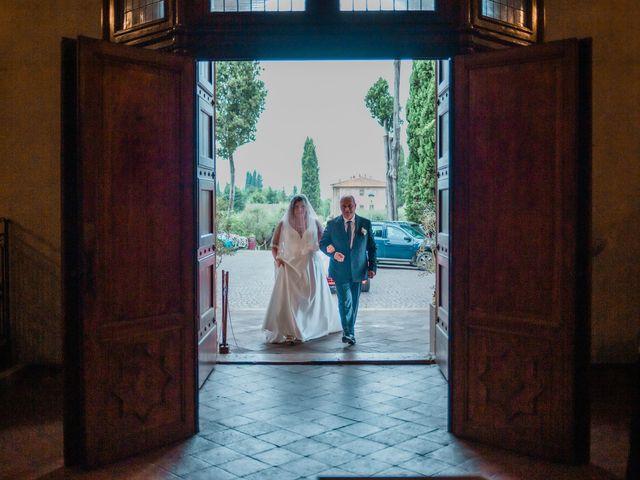 Il matrimonio di Gabriele e Irene a Poggibonsi, Siena 18