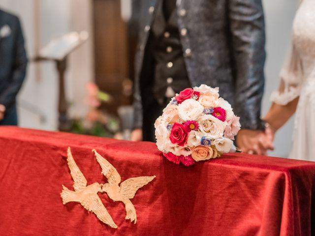 Il matrimonio di Gabriele e Irene a Poggibonsi, Siena 19