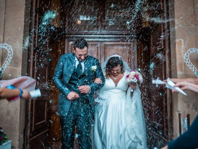 Il matrimonio di Gabriele e Irene a Poggibonsi, Siena 21
